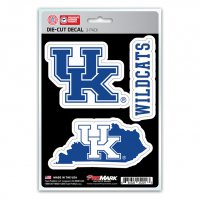 Kentucky Wildcats Team Decal Set