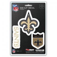 NEW Orleans Saints Team Decal Set
