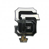 San Francisco Giants MLB Auto Emblem