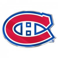 NHL Montreal Canadiens #1 Fan Metal License Plate Tag