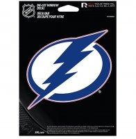 Tampa Bay Lightning Die Cut Vinyl Decal