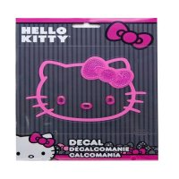 Hello Kitty Cling Bling Window Decal