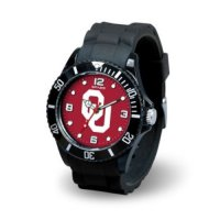 Oklahoma Sooners Sparo Spirit Watch