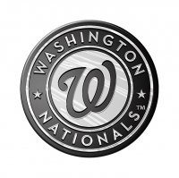 Washington Nationals MLB Auto Emblem