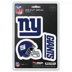 NEW York Giants Team Decal Set