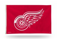 Detroit Red Wings Banner Flag