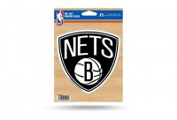Brooklyn Nets Die Cut Vinyl Decal