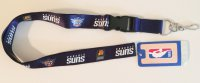 Phoenix Suns Purple Lanyard With Safety Fastener