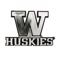 Washington Huskies NCAA Auto Emblem