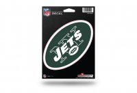 New York Jets Die Cut Vinyl Decal