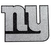 New York Giants Diamond Bling Auto Emblem
