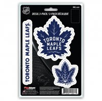 Toronto Maple Leafs Team Decal Set