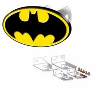 Batman Color Logo Hitch Cover