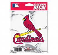 St. Louis Cardinals Die Cut Vinyl Decal