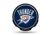 Oklahoma City Thunder L.E.D. Power Decal