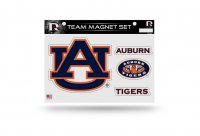 Auburn Tigers Team Magnet Set