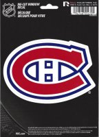 Montreal Canadiens Die Cut Vinyl Decal