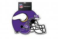 Minnesota Vikings Die Cut Pennant