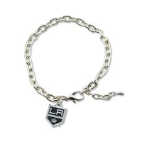 Los Angeles Kings Logo Bracelet