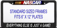 Nascar-Everything Else Is Just A Game (or Personalize) Frame