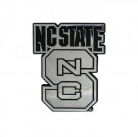 North Carolina State NCAA Auto Emblem
