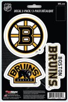 Boston Bruins Team Decal Set