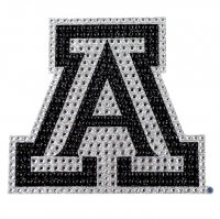 Arizona Wildcats Diamond Bling Auto Emblem