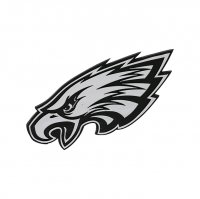 Philadelphia Eagles Auto Emblem