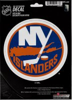New York Islanders Die Cut Vinyl Decal