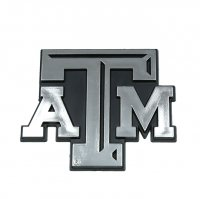Texas A&M NCAA Auto Emblem