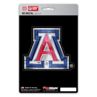 Arizona Wildcats Die Cut 3D Decal