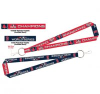 Boston Red Sox World Series Champs 2018 Lanyard