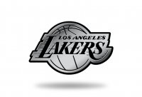 Los Angeles Lakers NBA Plastic Auto Emblem