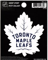 Toronto Maple Leafs Short Sport Decal