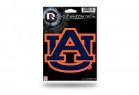 Auburn Tigers Die Cut Vinyl Decal
