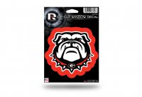 Georgia Bulldogs Die Cut Vinyl Decal