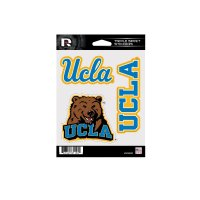 UCLA Bruins Triple Spirit Stickers
