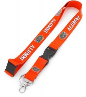 Florida Gators Alumni Lanyard With Safety Latch