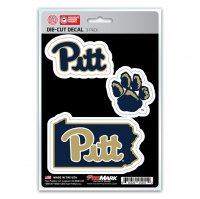 Pittsburgh Panthers Team Decal Set