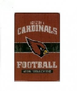 Arizona Cardinals Fridge Magnet
