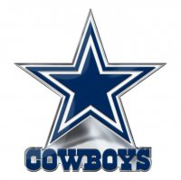 Dallas Cowboys Alternative Logo Full Color Emblem