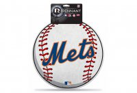 New York Mets Die Cut Pennant