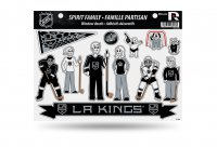 Los Angeles Kings Family Decal Set