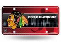 Chicago Bears Metal License Plate Mtg1201 9 99