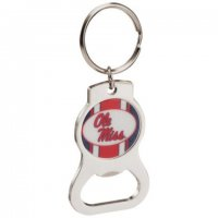Mississippi Rebels Key Chain And Bottle Opener