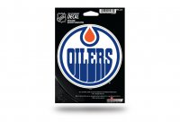 Edmonton Oilers Die Cut Vinyl Decal
