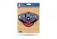 New Orleans Pelicans Die Cut Vinyl Decal
