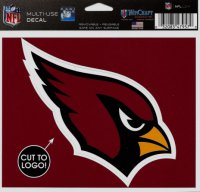Arizona Cardinals Multi Use Vinyl Decal