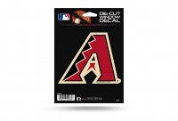 Arizona Diamondbacks Die Cut Vinyl Decal