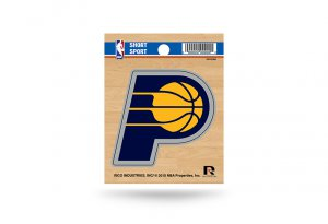 Indiana Pacers Short Sport Decal